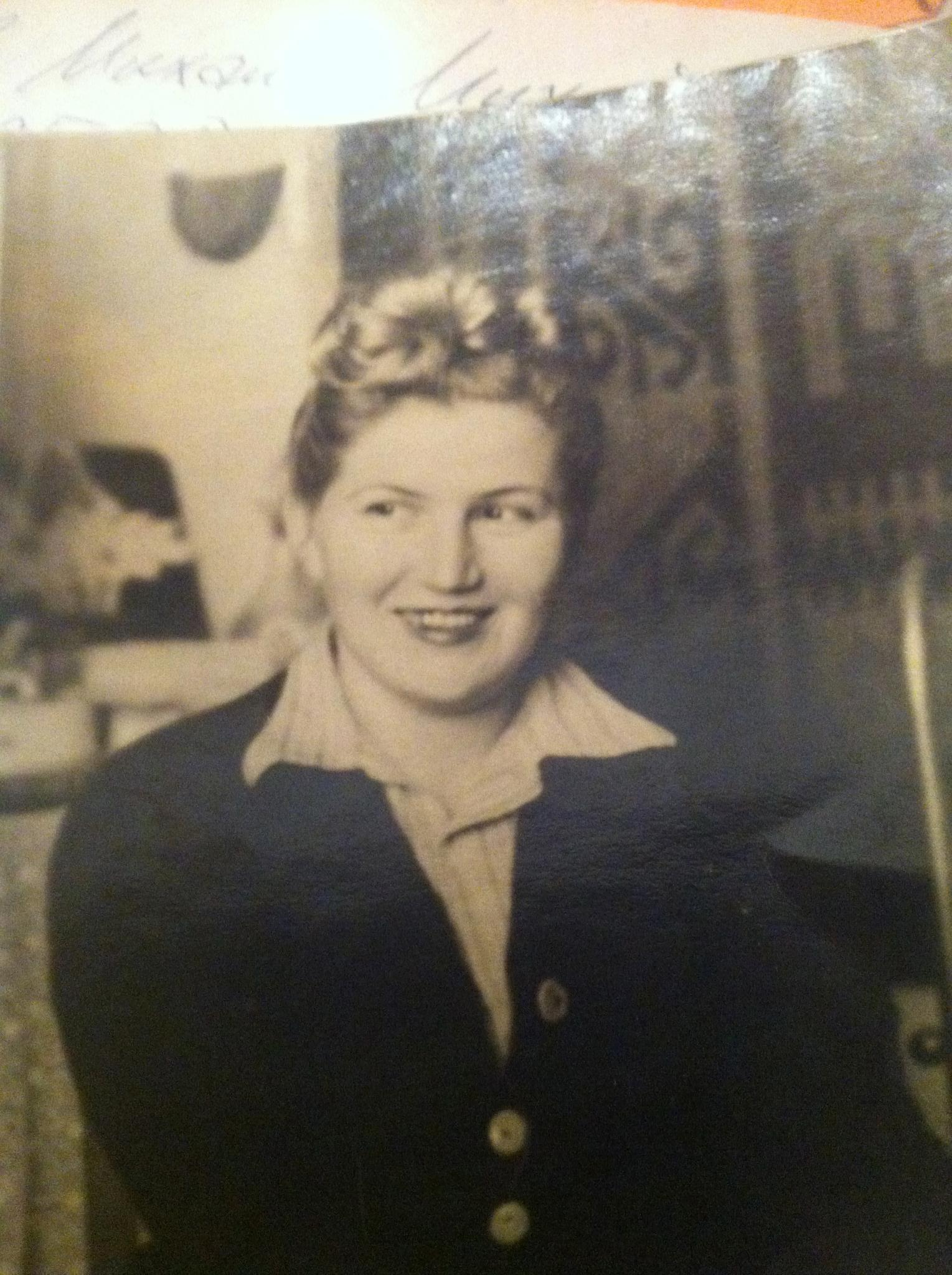 in memoriam Ada Zhurbin